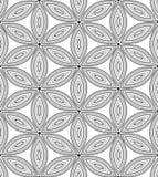 Vector Blumenmuster Lizenzfreies Stockfoto