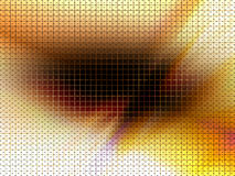 Vector blurred composition Royalty Free Stock Images