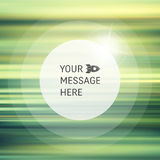 Vector Blurry Soft Background. Abstract Background with Place for Text Royalty Free Stock Photo