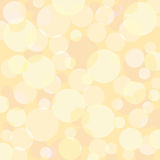 Vector bokeh Royalty Free Stock Images