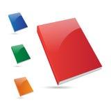 Vector book Stock Photography