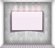 Vector boutique window display Stock Image