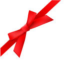 Vector bow Royalty Free Stock Image