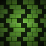 Vector brick background Royalty Free Stock Image