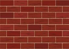 Vector brick wall Royalty Free Stock Photo