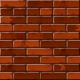 Vector Brick Wall Background Texture Pattern Stock Photos