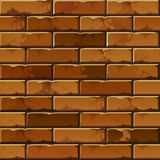 Vector Brick Wall Background Texture Pattern Royalty Free Stock Photography