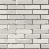 Vector Brick Wall Background Texture Pattern royalty free illustration