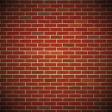 Vector brick wall Royalty Free Stock Images