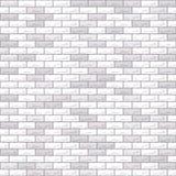 Vector brick wall grey vector illustration