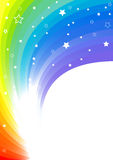 Vector bright background. Clip-art Royalty Free Stock Photo