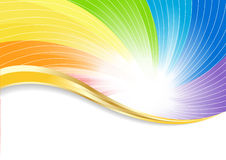 Vector bright background royalty free stock photos