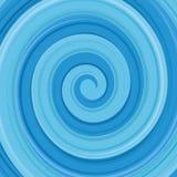 Vector brillante abstracto del backgroun del agua que remolina Fotografía de archivo libre de regalías