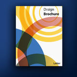 Vector brochure  booklet cover design templates Stock Photo