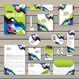 Vector brochure, flyer, magazine cover booklet poster design template Stock Photo