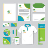 Vector brochure, flyer, magazine, folder, t-shirt,cover booklet Stock Photography