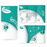 Vector Brochure Layout Design Template Stock Photos