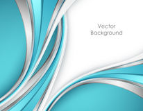 Vector brochure template Royalty Free Stock Images