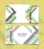Vector brochures templates Stock Photography
