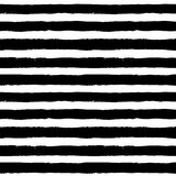 Vector Brush Strokes Black White Pattern Stock Photo