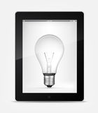 Vector Bulb Stock Images