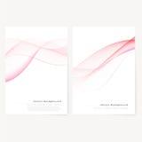 Vector business brochure, flyer template stock illustration