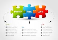 Vector business model illustration vector illustration