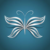 Vector butterfly concept Stock Photography