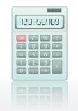 Vector calculator Royalty Free Stock Photography