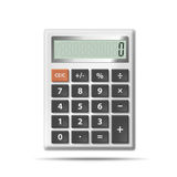 Vector calculator Stock Images