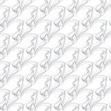 Vector Calla Lily Kala Flower Drawing Diagonal Royalty Free Stock Image