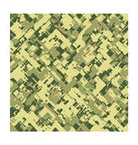 Vector camouflage Stock Images