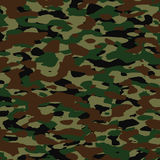 vector camouflage pattern Royalty Free Stock Photography