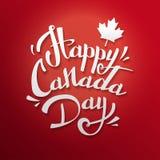 VECTOR Canada Day Stock Photo