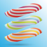 Vector candies illustration Stock Photo