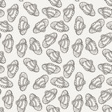Vector Candy and Lollipop Seamless Pattern. Sweet Party Texture. Royalty Free Stock Photos