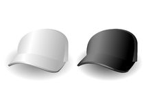 Vector cap. Illustration of cap on a white background. Vector Stock Photo