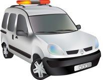 Vector car Royalty Free Stock Image