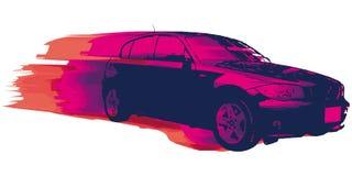 Vector car Royalty Free Stock Photos
