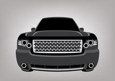 Vector car. Royalty Free Stock Photo