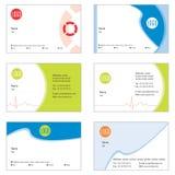 vector card Stock Photos