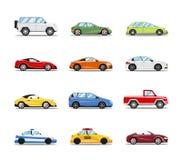 Vector Cars Stock Photos