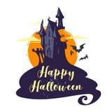Halloween poster or design vector illustration