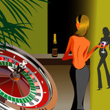 Vector casino Stock Image