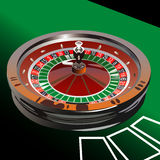 Vector casino Royalty Free Stock Photography