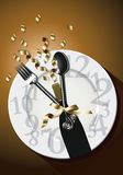 Vector of Celebrate Time Stock Photography