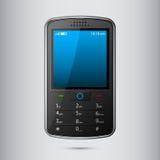 Vector Cellphone Royalty-vrije Illustratie