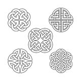 Vector celtic knot. Ethnic ornament. Royalty Free Stock Photo