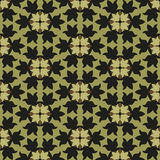 Vector ceramic tile with seamless pattern Royalty Free Stock Images