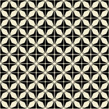 Vector ceramic tiles with seamless pattern Royalty Free Stock Photo